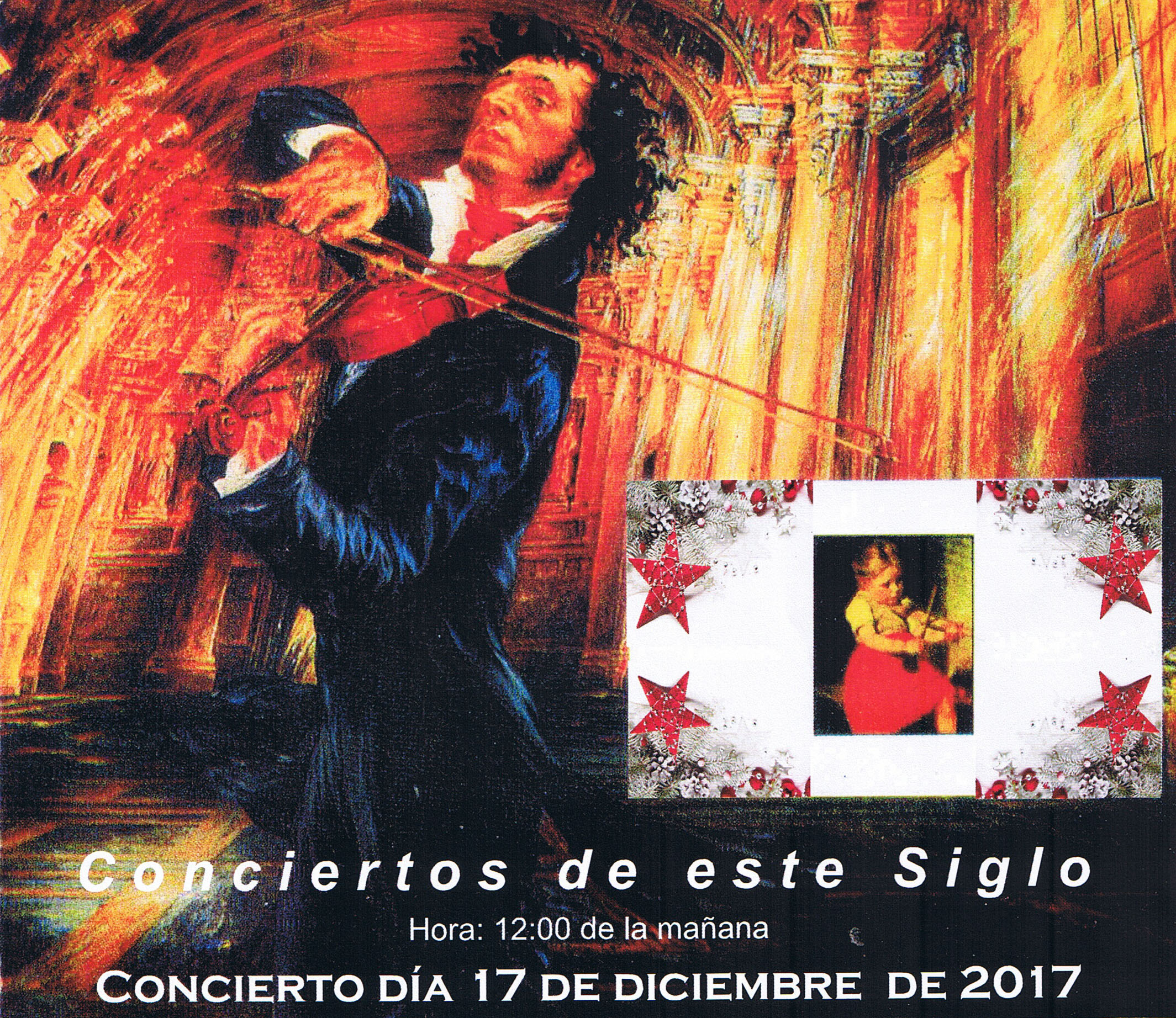 Concierto de Navidad - ASVEYCO