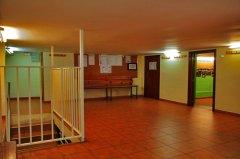 Entrada a espacios de reuniones y actividades. Local de la Calle Pan y Toros nº 25