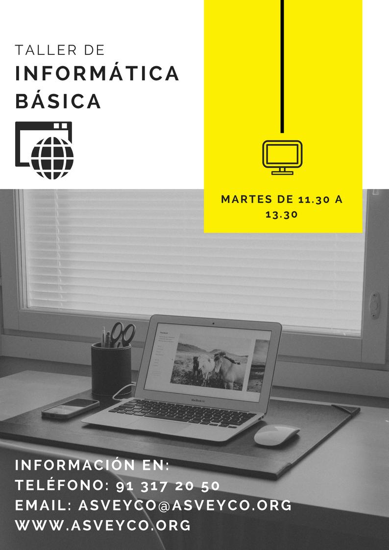 TALLER DE INFORMÁTICA BASICA