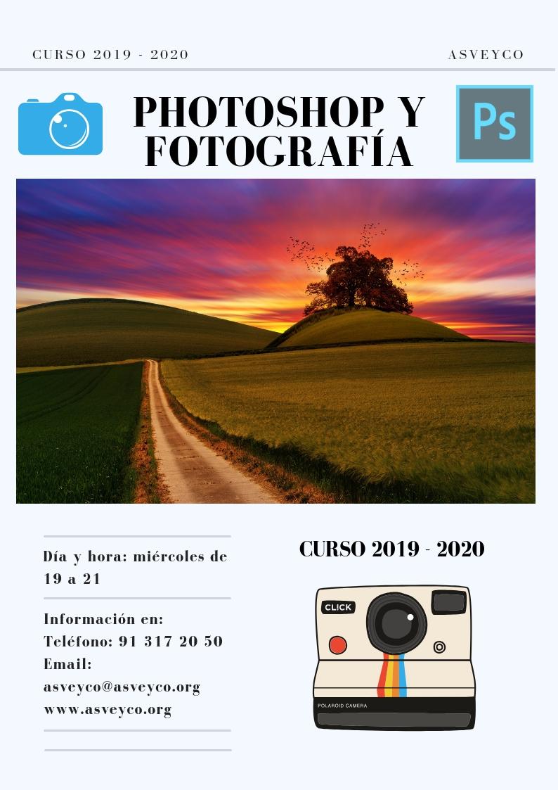 PHOTOSHOP Y FOTOGRAFÍA