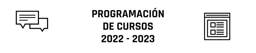 Reserva de Plaza para la Programación de Cursos 2019-2020