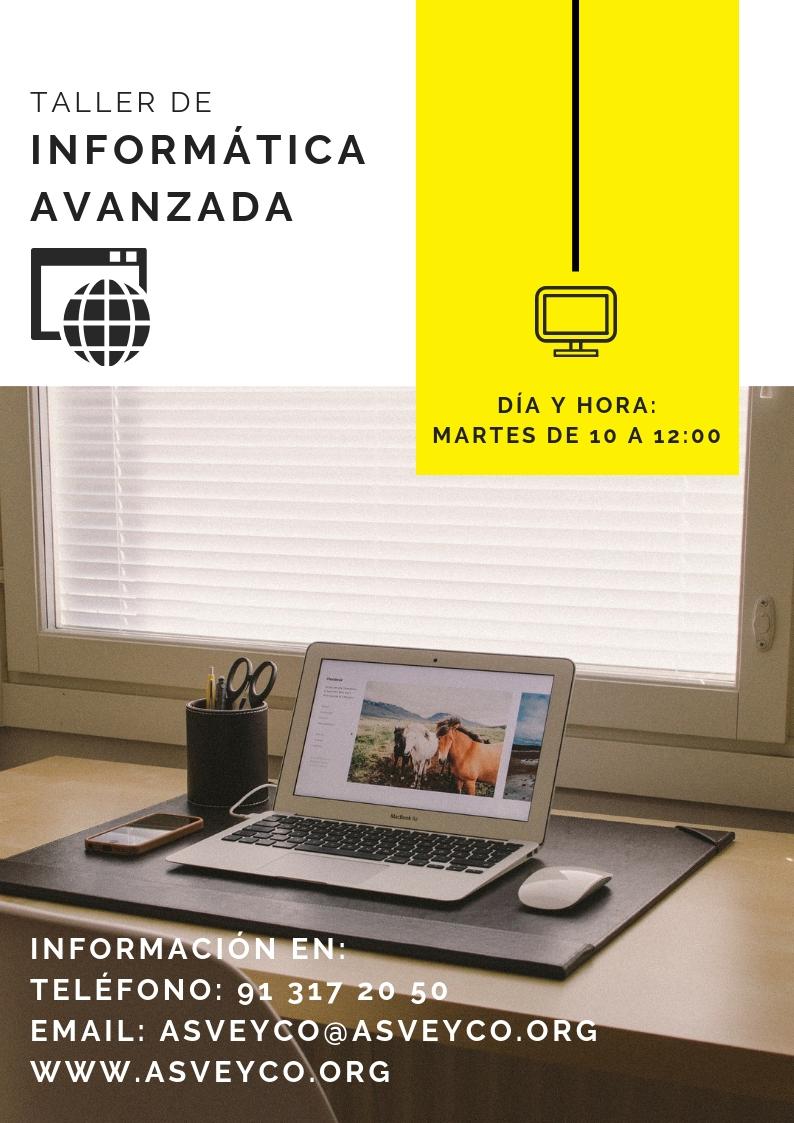 TALLER DE INFORMÁTICA AVANZADA